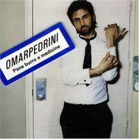 Omar Pedrini- Pane Burro e Medicine - CD Omarpedrini Nuovo Sigillato N