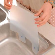 Fashion Kitchen Sink Wash Dishes Prevent Water Splash Baffle Board Dam-board new