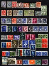 Netherlands 1872-1942 M&U Lot, Early Queen Wilhelmina 59 Items