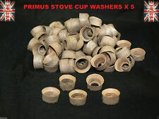 PRIMUS STOVE CUP WASHERS KEROSENE STOVE LEATHER PUMP WASHERS PUMP WASHER