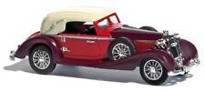 Busch 41320 HO (1/87): Horch 853 Cabrio, rood