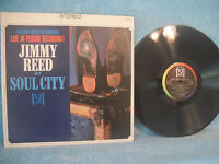 Jimmy Reed At Soul City, Vee-Jay Records VJLP 1095, 1964,Electric Blues