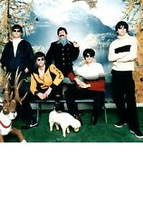 Die Toten Hosen / Die Roten Rosen - Awesome Promo Photo 1998 - Campino Fortuna