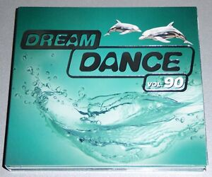 Dream Dance Vol. 90 Album 3 CD's Zustand Neuwertig (2021)