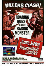Jessie James meets Frankenstein's Daughter DVD-R 0/All Horror Color