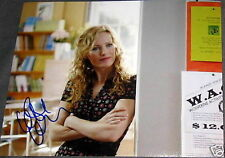 LESLIE MANN SIGNED AUTOGRAPH KNOCKED UP 8x10 NEW PHOTO