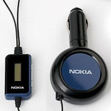 NEW GENUINE NOKIA CA-300 WIRELESS FM TRANSMITTER 5800 N97 6303i CLASSIC