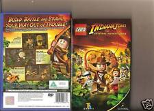 Lego Indiana Jones Playstation 2 PS2 PS 2 Indy