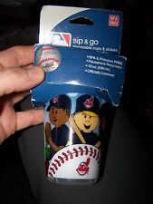 Cleveland Indians sippy cup sets