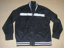 Sean John Men's Jacket Size 3XL Black & White