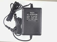 OEM Original  AC Adapter For NADY CMX-16A 16-Channel Stereo Mic / Line Mixer