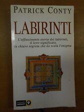 PATRICK CONTY- LABIRINTI-