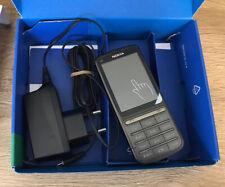 Nokia  C3-01 - Grau (Ohne Simlock) Smartphone 100% Original!!