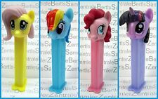 PEZ - MY LITTLE PONY - 4 different - Please select !!!
