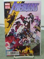Avengers #34 Variant Cover Marvel Comics vf/nm CB1811
