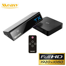 Measy W2H Max 3D Full HD 1080P 60GHz 30M Wireless Video Transmitter Receiver Kit