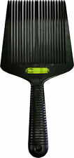 FLAT TOP COMB WITH LEVEL