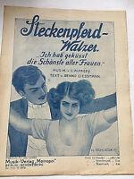""""""" Steckenpferd-Walzer """" von C. Alfredy"""