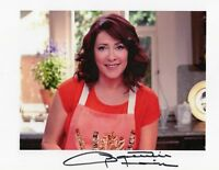 Patricia Heaton Autographed 8.5 x 11 in. Photo The Middle