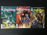 (Lot Of 3) The New Challengers 1-3 DC Comics, Dark Nights Metal Kubert 2018