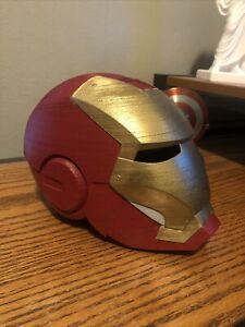 Iron Man Small Prop Helmet 3d Print