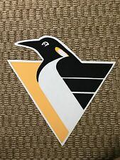 """1995-2001 Pittsburgh Penguins 14"""" X 14�Hockey Jersey Jacket Patch Nhl New"""