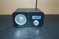 Eton Sound 100 Am/Fm Black Compact Radio
