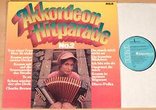 VALDI & FELIX - Akkordeon Hitparade No. 2  (RCA 1976 / LP vg++/m-)