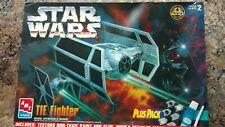 AMT Star Wars Tie Fighter Plus Pack Bagged Kit
