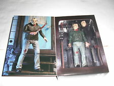 NECA FRIDAY THE 13TH ULTIMATE PART 3 3D JASON VOORHEES FIGURE MISB MOC MOSC