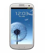 Samsung Galaxy S3 I9300 (16GB White)Refurbished,Scratch+3 Months Seller Warr.
