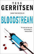 TESS GERRITSEN _____BLOODSTREAM______BRAND NEW