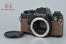 Excellent-!! CONTAX 139 QUARTZ 35mm SLR Film Camera Body