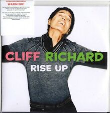 Cliff Richard Rise up CD Album 2018