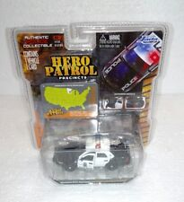 JADA TOYS HERO PATROL MENNEAPOLIS POLICE FORD INTERCEPTOR NEW