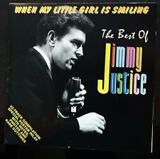 Jimmy Justice ‎– When My Little Girl Is Smiling / The Best Of 1993 CD   NM/NM