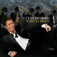 "CLIFF RICHARD ""BOLD AS BRASS (+BONUS CD)"" 2 CD BOX LIMITED EDT NEUF"