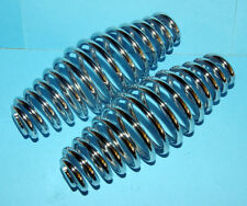 Saddle Spings seat Spring pair 82-2835 f2835 rigid Triumph barril forma sillín plumas