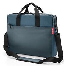 reisenthel workbag Umhängetasche Tasche canvas blue blau US4061