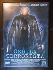 DVD CEDULA TERRORISTA (6J)