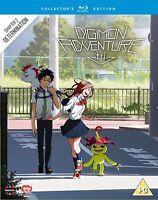 Digimon Aventura Tri - The Movie Parte 2 Edición de Coleccionista Blu-Ray Nuevo