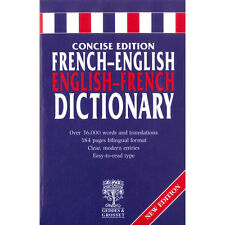 UNKNOWN - Webster's French-English, English-French Dictionary - 2011 - Broché