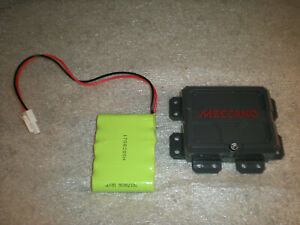 Meccano Battery & Compartment Part ONLY For Max M.A.X. Robotic Interactive Toy
