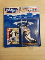1997 Starting Lineup CAL RIPKEN JR. Orioles ACTION FIGURE w/ Card White Jersey