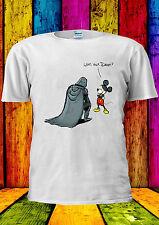 Mickey Mouse And Dart Vader Disney T-shirt Vest Tank Top Men Women Unisex 2256