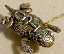 Vintage 1942 TCU Horned Frog Pin Very Rare -- 2014