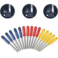 Lame Plotter 15pcs 30 45 60 Degree Cutter Cutting Plotter Blades Mimaki Plotter