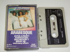 MC Arabesque In for a Penny Marigot Bay and more (Sandra) Club Edition -Tape