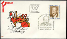 Austria 1976 Dr. R Barang FDC First Day Cover #C17550