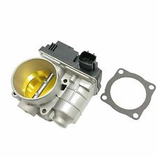60mm Fuel Injection Throttle Body + Gasket For Nissan Altima Sentra X-trail